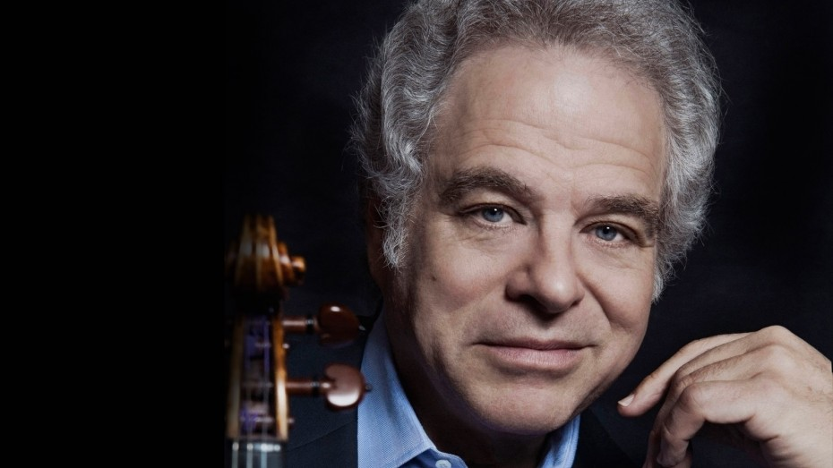 itzhak perlman. photo by lisa marie mazzucco. 3