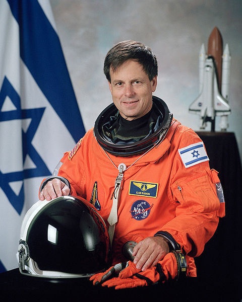 480px Ilan Ramon NASA photo portrait in orange suit